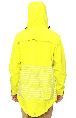 ICNY Orbit Tech Reflective Waterproof Rain Medium, Cycling Streetwear