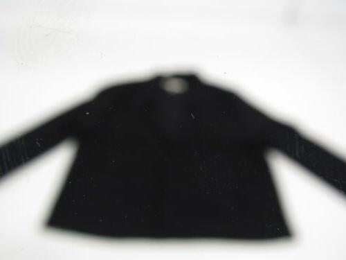 Lark & Ro Women's Cropped Trench Jacket, Midnight Navy, Larg
