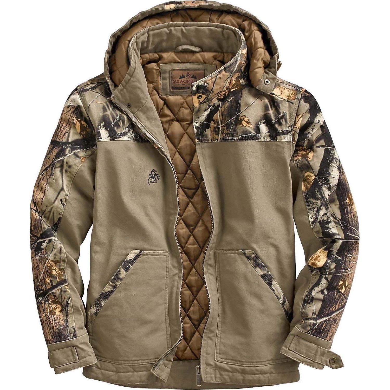 Legendary Cross Game Camo Workwear Jacket