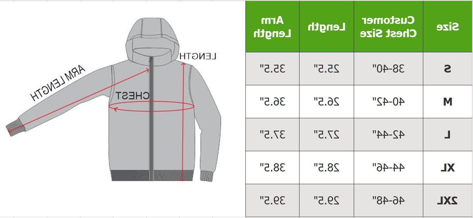 Jacket Warm Full Zip Coat