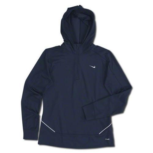 Nike Women's Long Sleeve Training Top NAVY