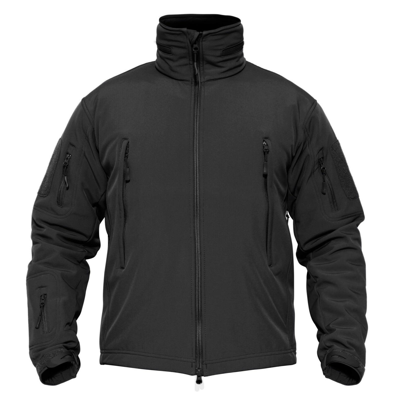TACVASEN Tactical Mens Outdoor Coats