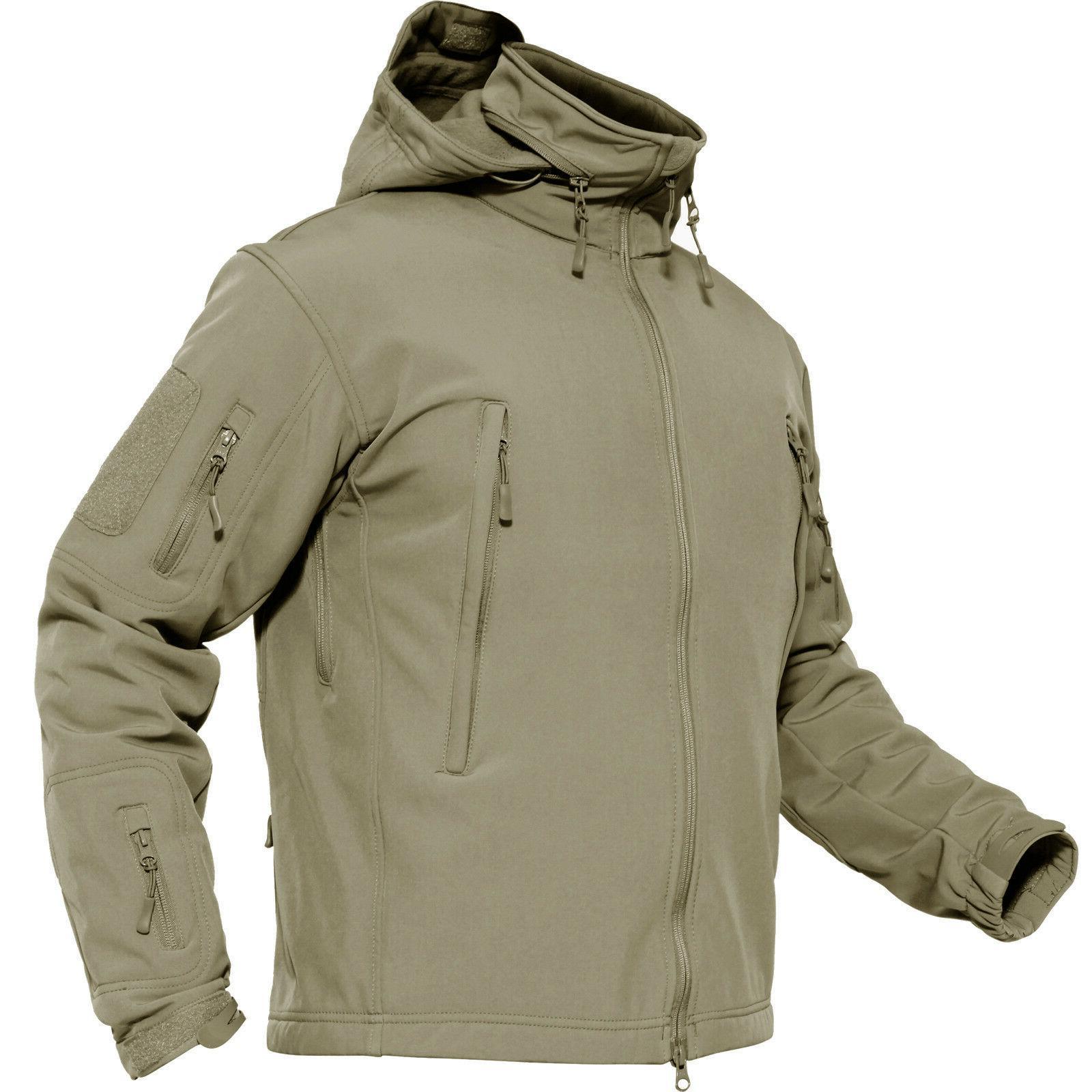 TACVASEN Jackets Outdoor