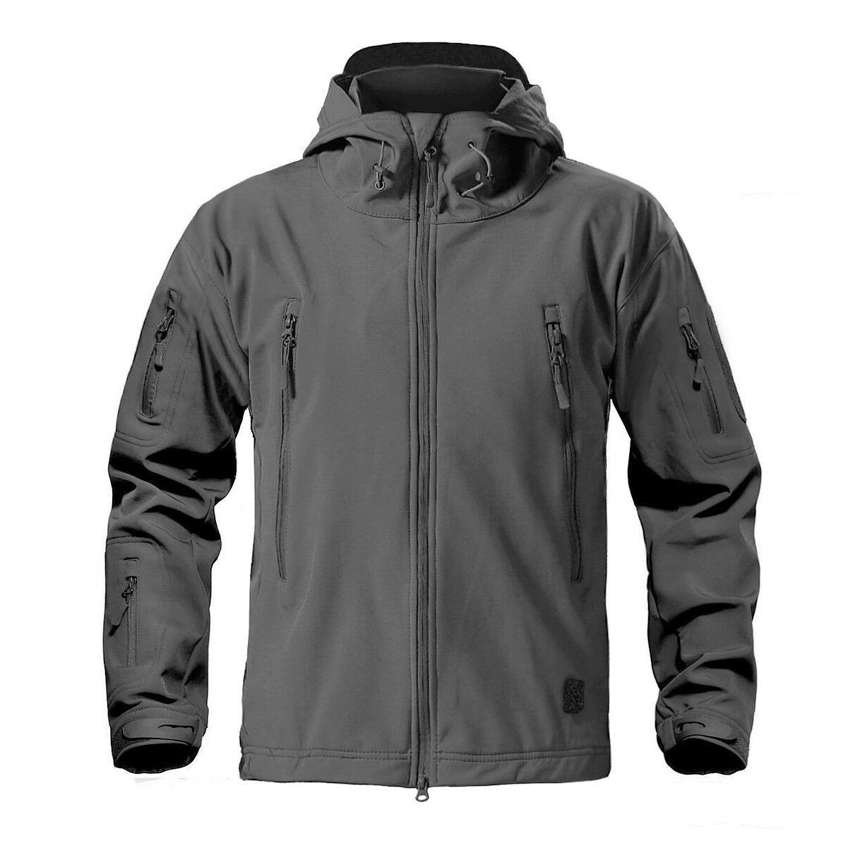 TACVASEN Jackets Coats Tactical