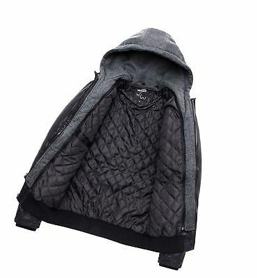 Wantdo Jacket with Hood Medium