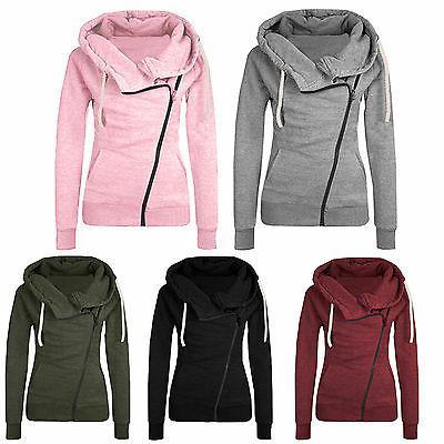 Women Fit Jacket Sweatshirt