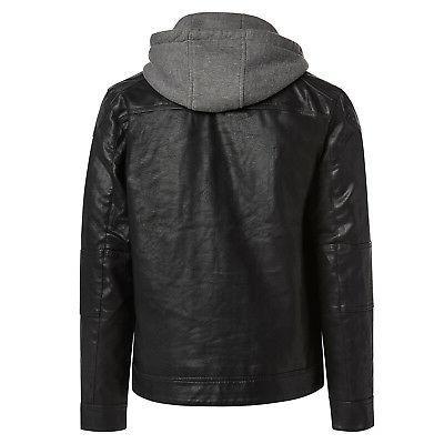 Alta Men's Leather Black