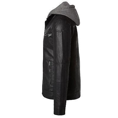 Alta Leather Jacket Black