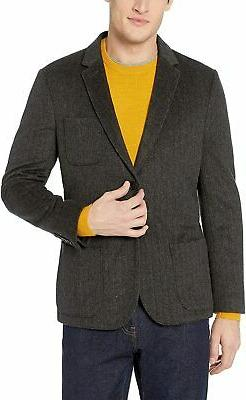 amazon brand men s slim fit wool