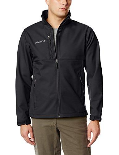 ascender softshell jacket