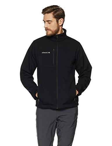 ascender water resistant softshell jacket
