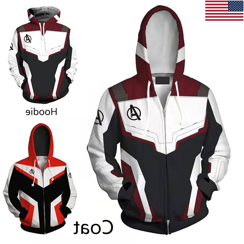 avengers 4 endgame advanced tech hoodies sweatshirts