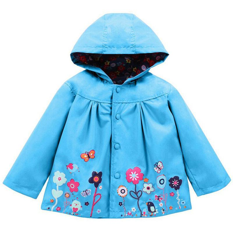 Kids Girls Jacket Outerwear