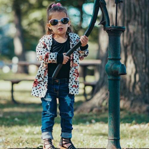 Baby Coat Casual Outerwear Toddler Jacket US