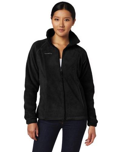 benton springs zip fleece jacket