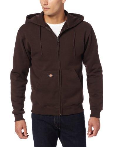big heavyweight fleece zip hoodie