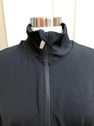 Old Jacket Fitted 12 14 NWT GoDry Stretch MockNeck