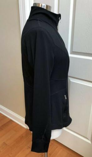 Old Navy Black Jacket Fitted L 12 14 NWT