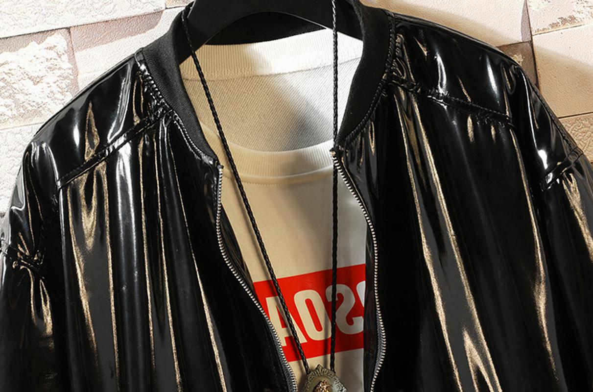 Boy's PU Leatherette Coats new