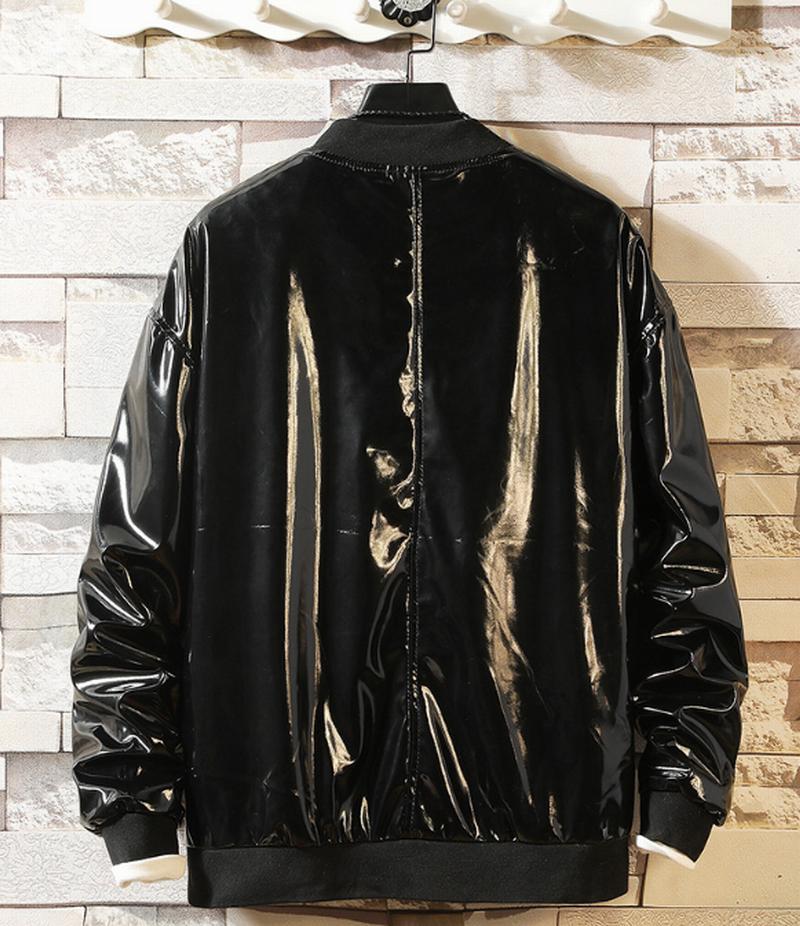 Boy's Leatherette Coats M-4XL new