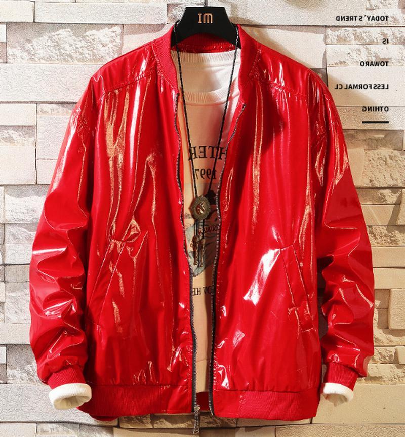 boys men s fashion pu faux leather