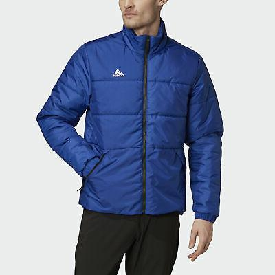 adidas BSC 3-Stripes Insulated Winter Jacket Men's