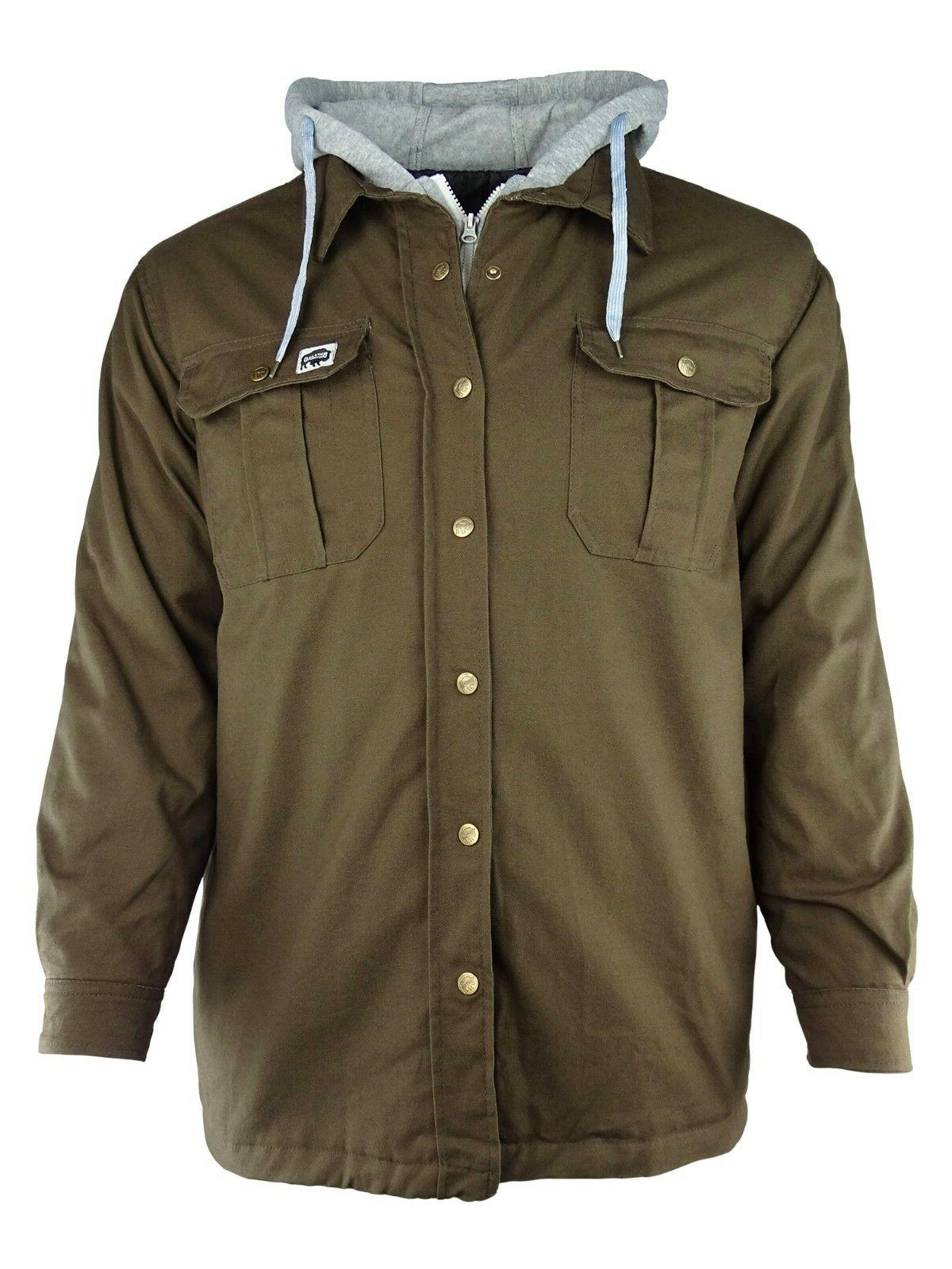 Canvas Work Black, Brown Men's by Outdoors