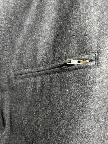 Haggar Zip Coat Jacket Blend Mens Size XLARGE