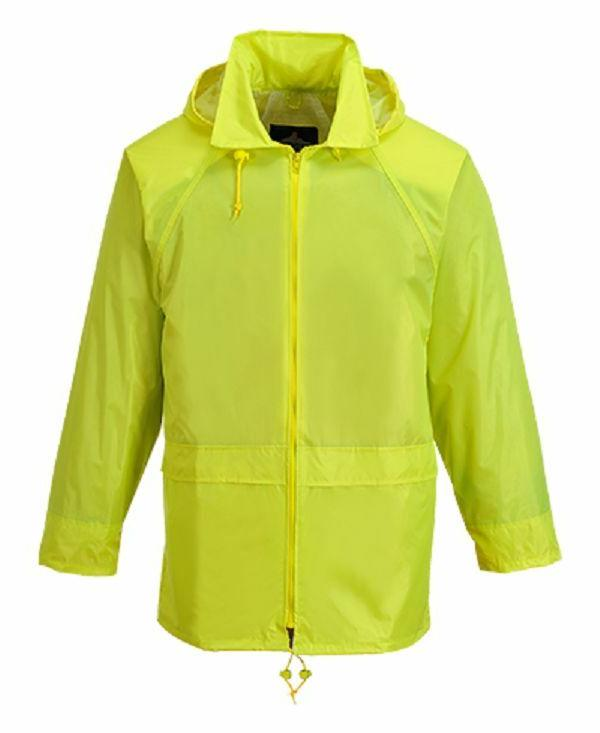 classic rain jacket waterproof durable sealed seams