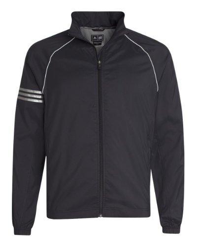 climaproof 3 stripes zip jacket