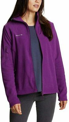 Columbia Women's Fast Trek II Full Zip Soft Fleece Jacket