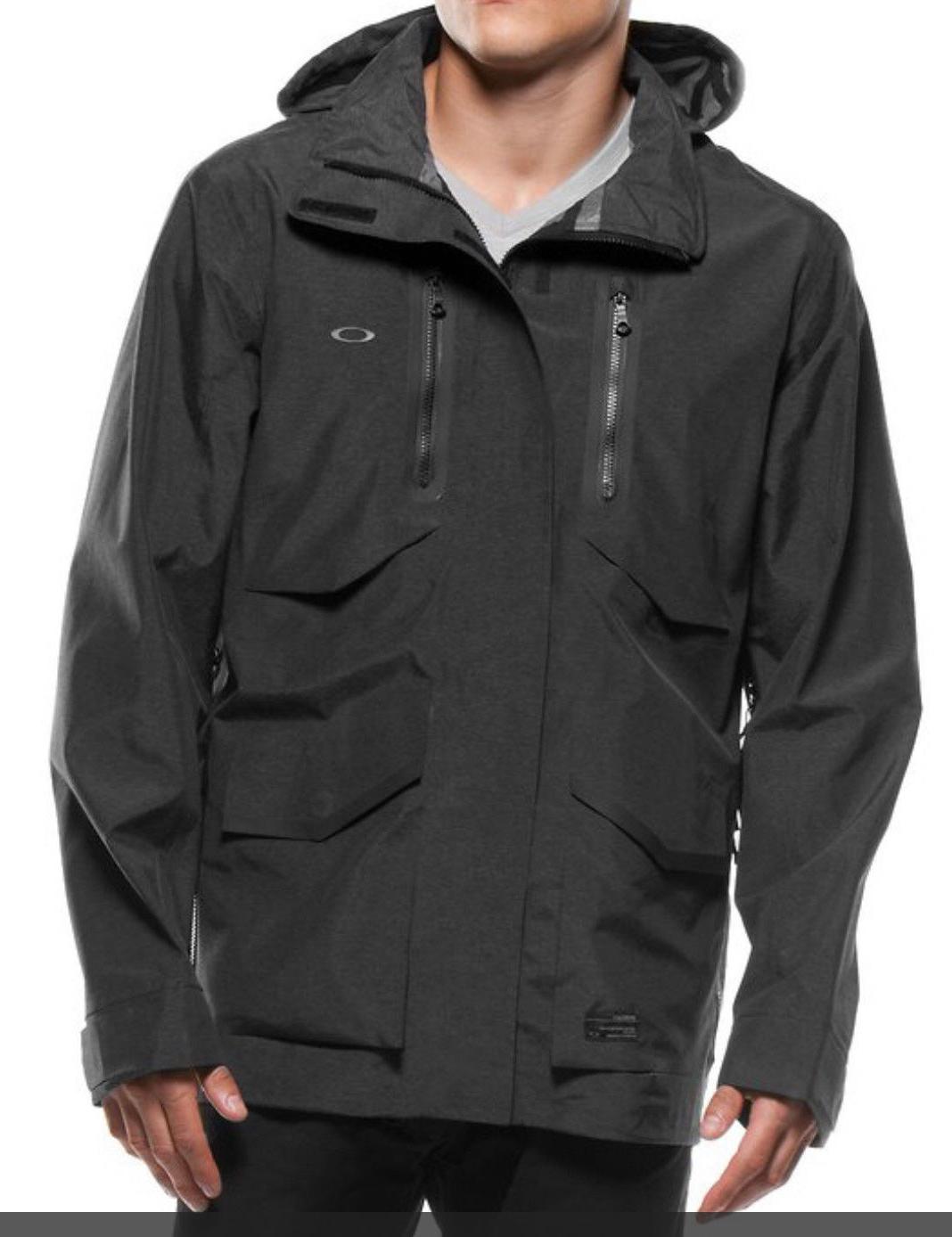 crown zip jacket men s size l