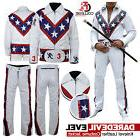 Daredevil Evel Knievel Fancy Dress Mens Outfit Stunt Costume