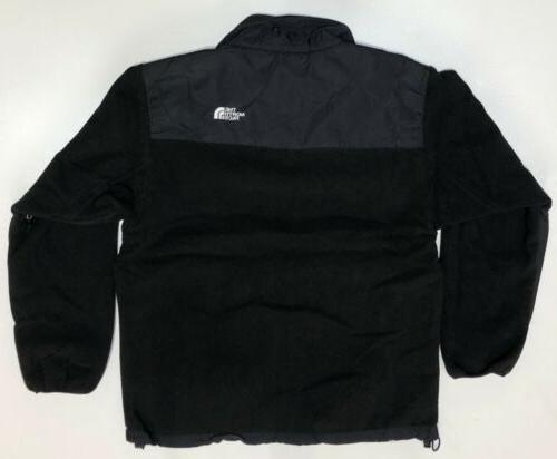 The Face Denali Jacket New Fleece Black