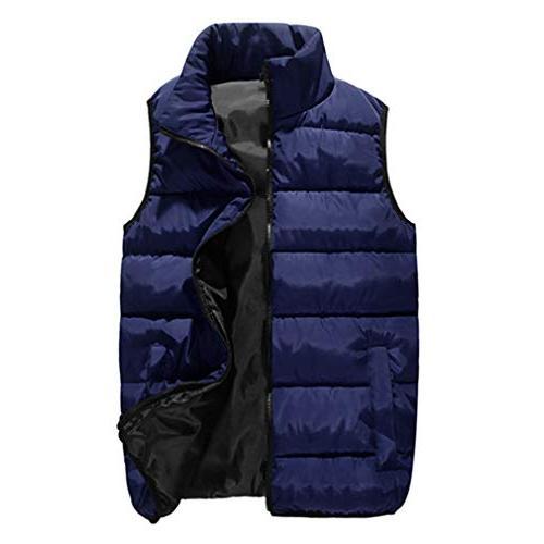 down puffer vest women zipper pockets lightweight