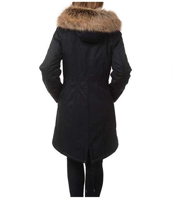1 Faux Jacket, XL No
