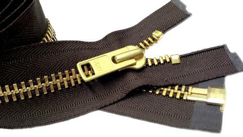 extra heavy duty jacket zipper