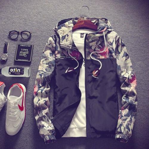 Fashion Casual Thin Wind Breaker Sport Tops