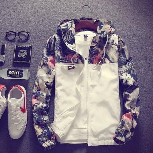 Fashion Thin Breaker Sport Loose Tops