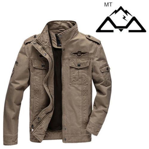 fashion men s military army jacket air