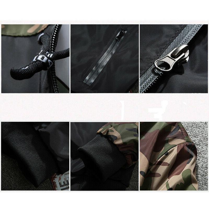 Fashion Loose Coat Tops Thin Hooded Breaker