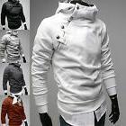 Fashion Men's Winter Hoodie Soft Hooded Sweatshirt Coat Jack