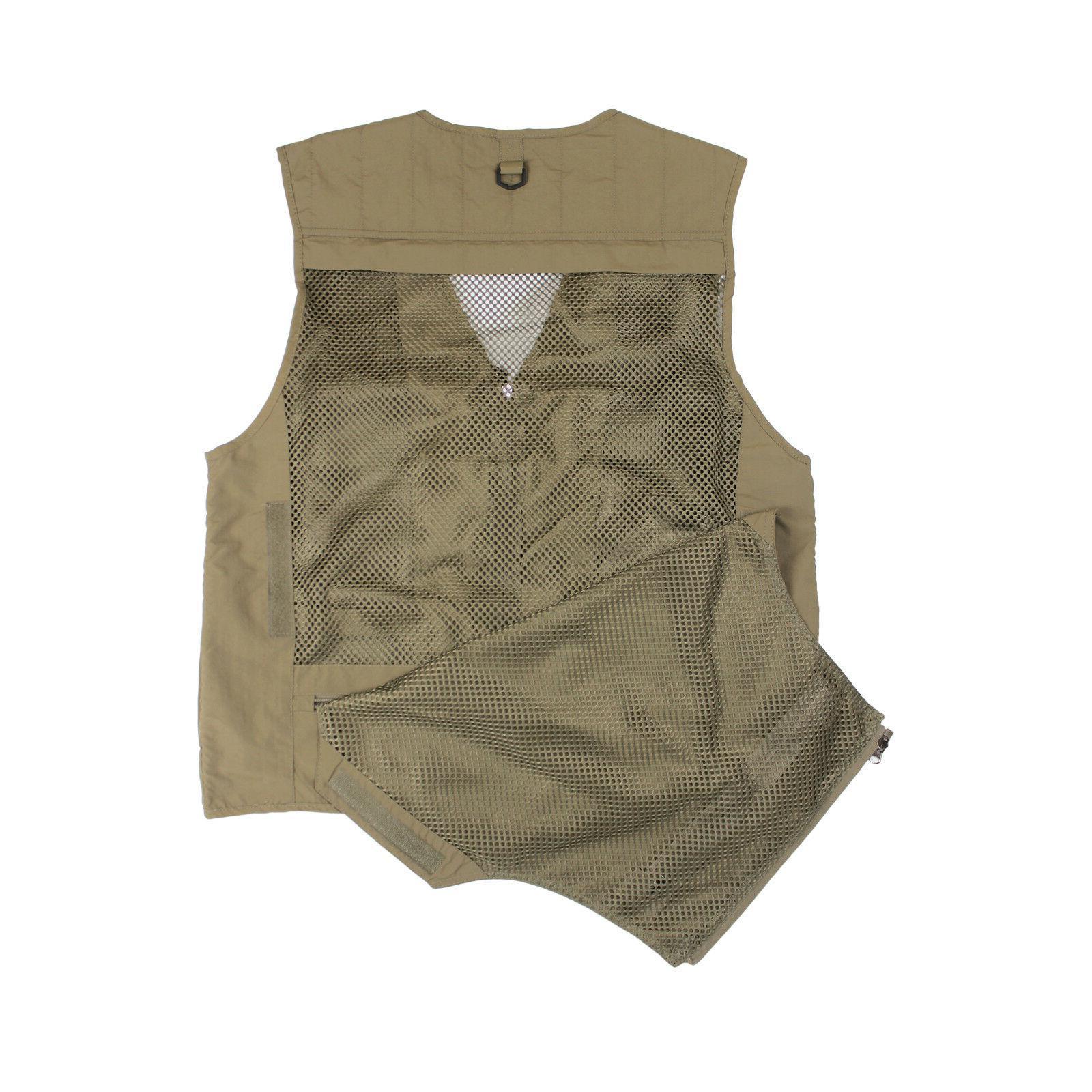 Mororock Fishing Pockets Photography Dry Waistcoat