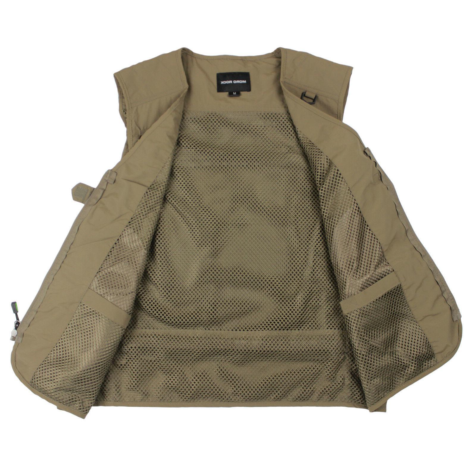 Mororock Pockets Hunting Dry Waistcoat