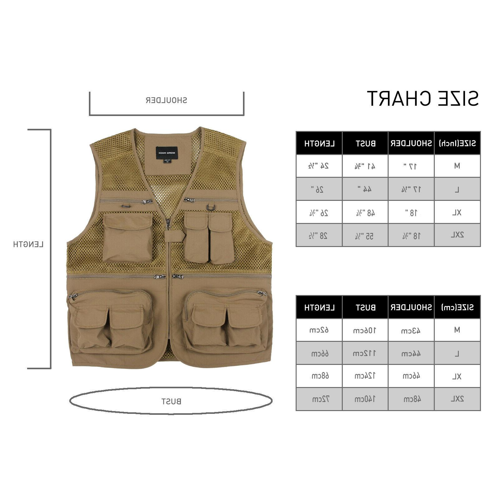 Mororock Fishing Vest 16 Dry