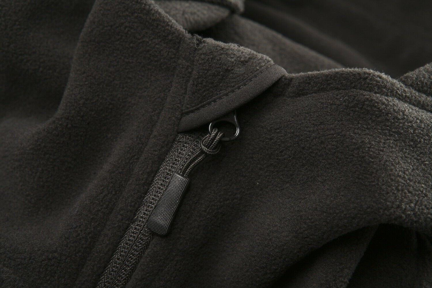 TACVASEN Fleece Jacket Tactical Jackets