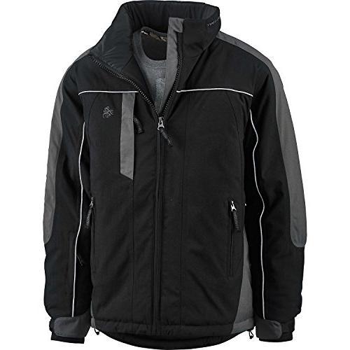 Legendary Whitetails Ridge Jacket Black XX-Large