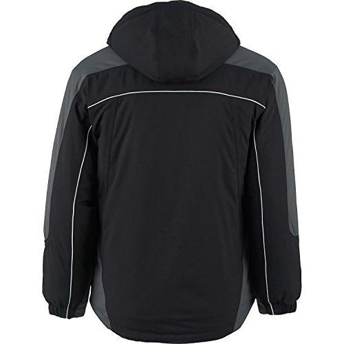 Legendary Ridge Pro Jacket Black XX-Large