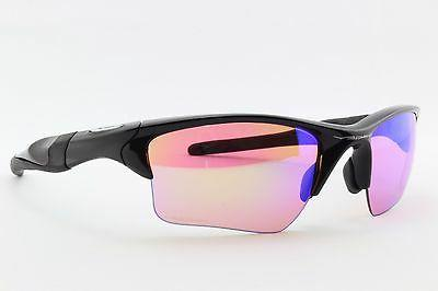Half Jacket 2 0 >> Oakley Men S Half Jacket 2 0 Oo9154 49 Rectangular Sunglasses Polished Black 62 Mm