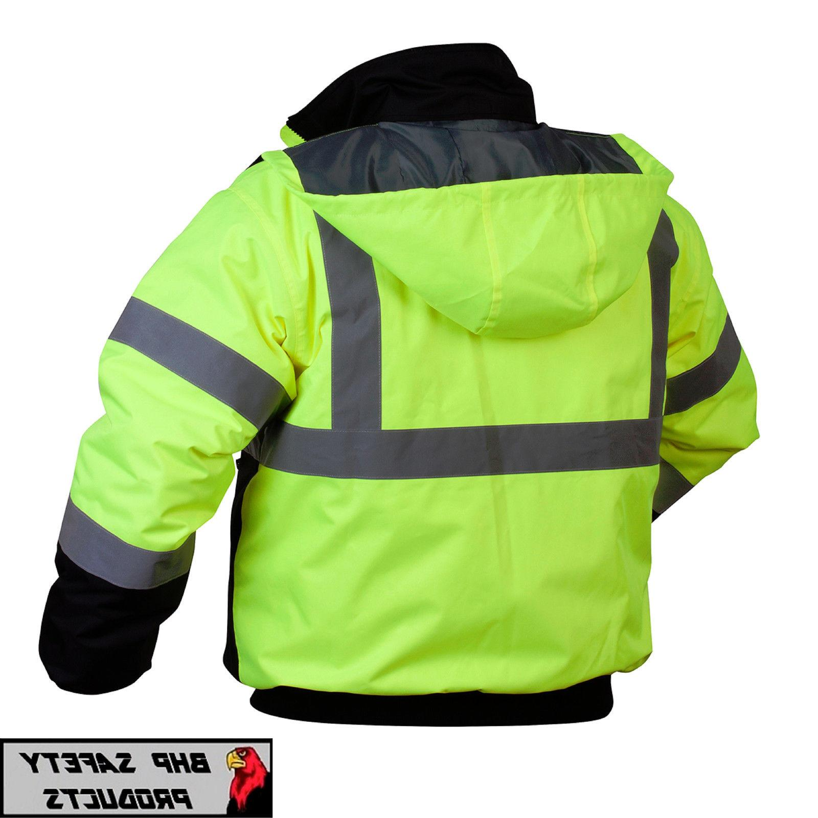 Pyramex Insulated Safety Jacket